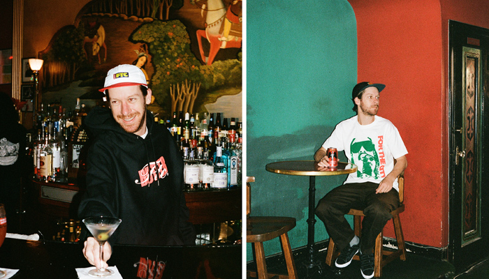 Butter Goods x FTC Quickstrike Collection