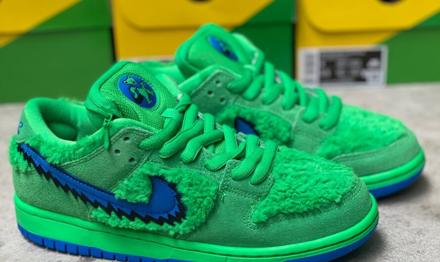 Nike SB Dunk Low x Grateful Dead Release Info